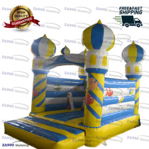 13x10ft Inflatable Bounce House Combo Jumper With Air Blower