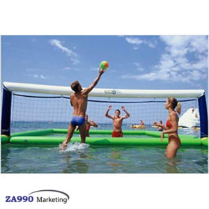 33x16ft Inflatable volleyball Court With Air Pump