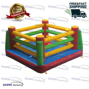 13x13ft Inflatable Boxing Ring Arena With Air Blower