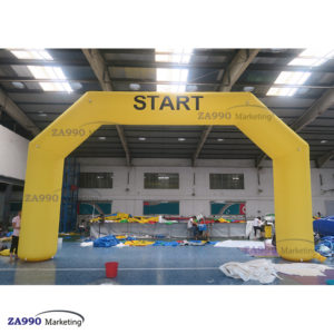 13x20ft Inflatable Archway Start Finish Line Race Sports Event With Air Blower