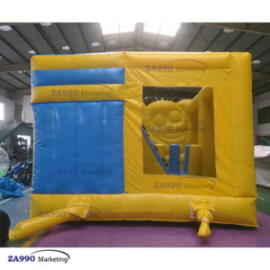 16x13ft Minions Inflatable Castle Bounce House With Air Blower