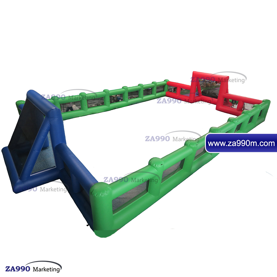 Details about 39x20ft Inflatable Field Football Soccer Sport Arena  Playground With Air Blower