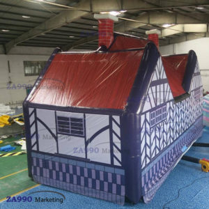 33x16ft Inflatable Pub House With 2 x Air Blower