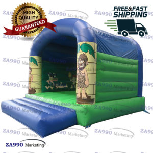 13×10ft Inflatable Bounce House With Air Blower