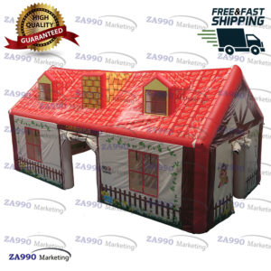 33x16ft Inflatable Pub House Tent With Air Blower