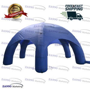 26ft Inflatable Spider Tent For Advertising Or Event With Air Blower