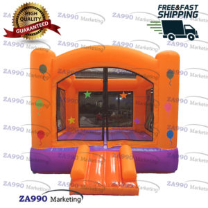 13x10ft Inflatable Bouncy Castle With Air Blower