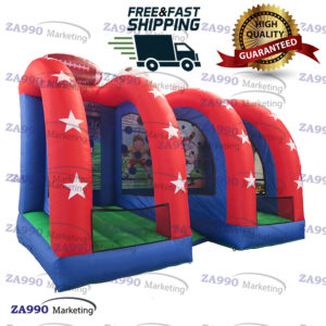 16x10ft Inflatable 3 IN 1 Activities Sports Games With Air Blower