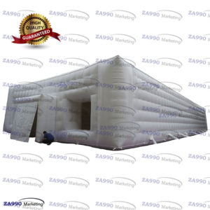 66x33ft Inflatable Event Tent With 4 x Air Blowers