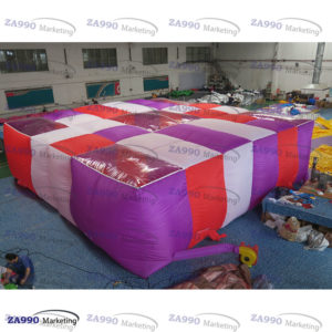 30x30ft Inflatable Laser Tag Arena Maze With Air Blower