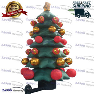 13ft Inflatable Christmas Tree With Air Blower