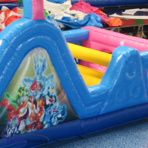 39x10ft Inflatable Course Obstacle With Air Blower