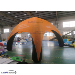 26ft Inflatable Outdoor Spider Tent With Air Blower