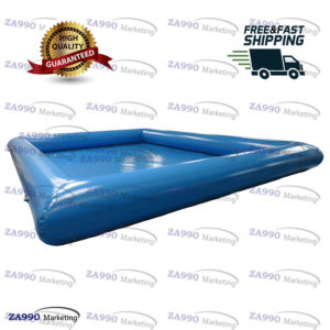 23x23ft Inflatable Pool For Water Walking Ball With Air Pump