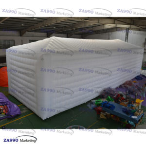39x20ft Inflatable Event Cube Tent With Air Blower