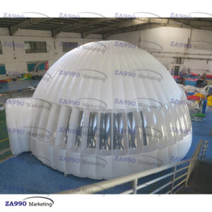 33ft Inflatable Event Igloo Dome Party Tent With Air Blower