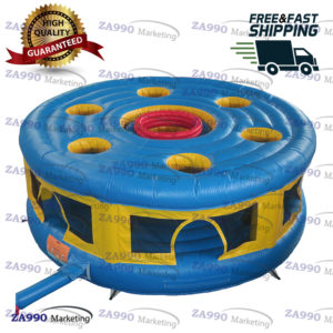 16ft Round – 6 People Inflatable HUMAN Whack A Mole