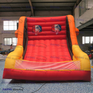 10x10ft Giant Inflatable Basketball Hoop With Air Blower