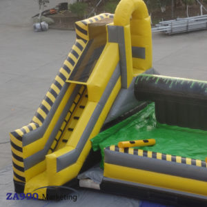 26×20ft Inflatable Battle Zone Jousting Sport Game With Air Blower