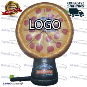 13ft Inflatable Pizza Pizzeria Advertising Restaurant Promotion With Air Blower