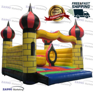 13x10ft Inflatable Jumper Bounce House Castle With Air Blower