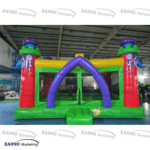 20x13ft Inflatable Bounce House With Air Blower