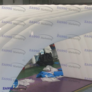 33x16ft Inflatable Stage Cover Tent With Air Blower