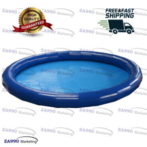26×2.15ft Inflatable Pool For Water Walking Ball With Air Pump