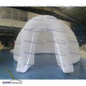 20ft Inflatable Igloo Dome Tent With Air Blower