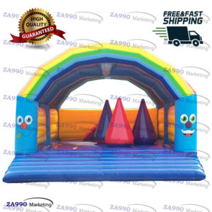 20x16ft Inflatable Bounce House Bouncy Jumping Castle With Air Blower