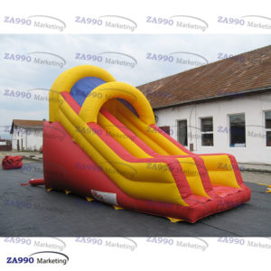 20x13ft Inflatable Slide Carnival Bounce With Air Blower