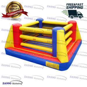 20x20ft Inflatable Boxing Ring Arena With Air Blower