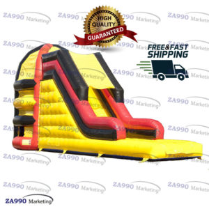 23x10ft Commercial Inflatable Bounce Spider Tower & Slide With Air Blower