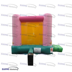 10x13ft Commercial Inflatable Castle Bounce House & Slide With Air Blower