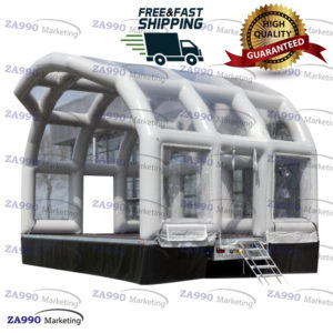 26x20ft Inflatable Stage Cover Tent For Event Party With Air Blower