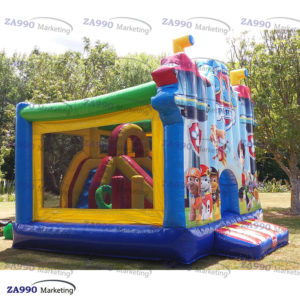 16x13ft Inflatable PAW Patrol Bounce House With Air Blower