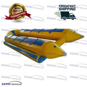 16x10ft Inflatable Banana Boat For 10 Passenger With Air Pump