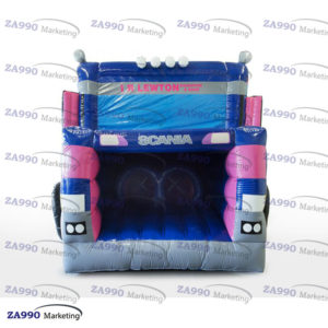 33x10ft Inflatable Course Obstacle Truck With Air Blower