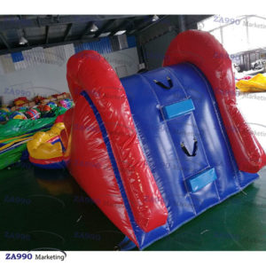 16×8.2ft Inflatable Balls Pool & Slide With Air Blower