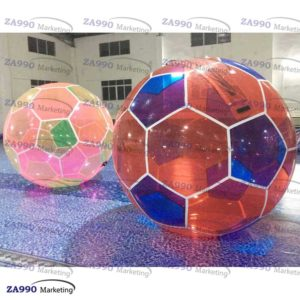 6.6ft Inflatable Water Walking Ball Soccer Design For Pool
