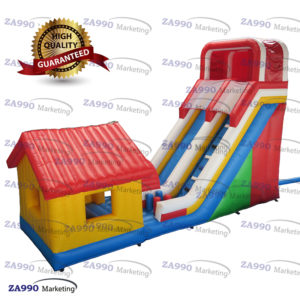 29x10ft Inflatable Slide Bouncy With Air Blower