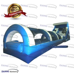 49x13ft Commercial Inflatable Water Slide With Air Blower