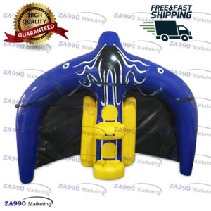 11.5×8.2ft Inflatable Durable Flying Manta Ray With Air Pump