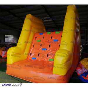 16×8.2ft Inflatable Slide For Water Swimmning Pool With Air Blower