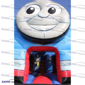 23x20ft Inflatable Thomas The Train Bounce House & Slide