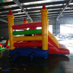 16x13ft Inflatable Combo Bounce House With Air Blower
