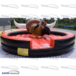 20ft Inflatable Rodeo Bull Sport Game Riding Machine