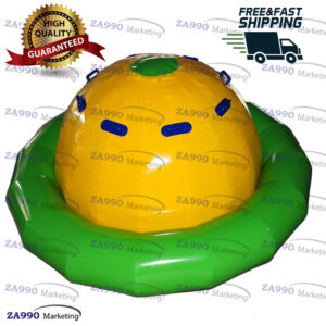 11.5ft Diameter Inflatable Saturn Water Game With Air Pump