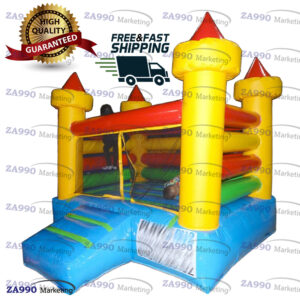 10x10ft Inflatable Combo Bounce House With Air Blower