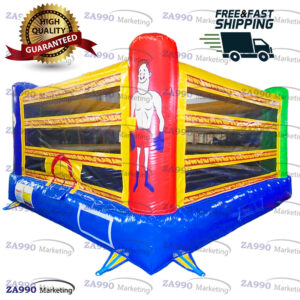 15x15ft Inflatable Boxing Ring Arena With Air Blower